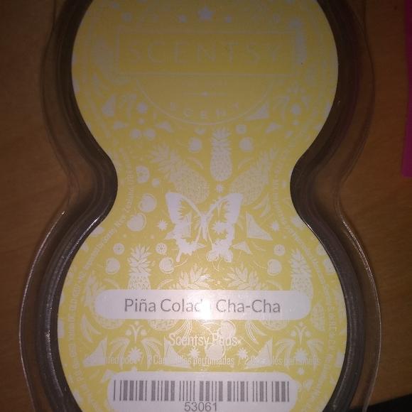 ❤3 for $25❤ Scentsy Pods Pina Colada Cha Cha